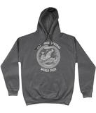 World Tour College Hoodie