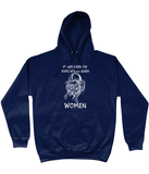 People without Beards College Hoodie