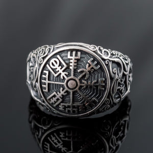 You added Sterling Silver Urnes Vegvisir Ring to your cart.