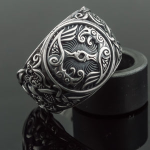 You added Sterling Silver Mammen Raven Ring to your cart.