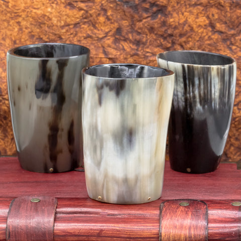 Viking Small Horn Cup