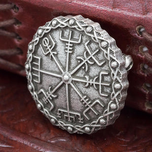 You added Vegvisir Brooch to your cart.
