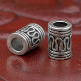 uk viking norse hair beard bead