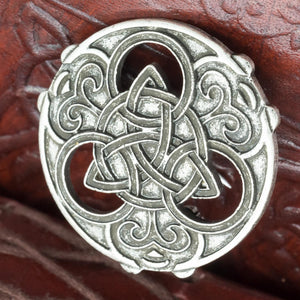You added Triquetra Brooch to your cart.