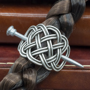 You added Knotwork Hair Clip to your cart.