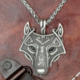 Fenrir with Chain