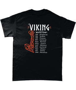 You added Viking World Tour to your cart.
