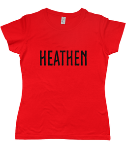 You added Heathen Ladies T-Shirt to your cart.