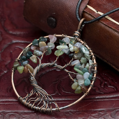 Yggdrasill (Tree of Life) mixed stones