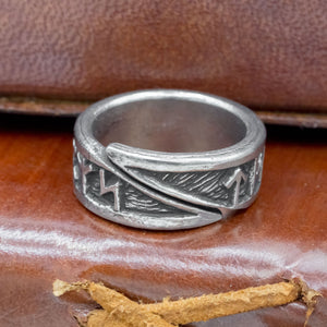 You added Asgard Elder Futhark Rune Ring to your cart.