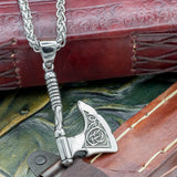 Bearded Axe Bottle Opener with Chain