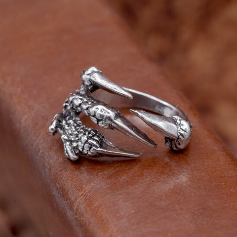 Fafnir Dragon Claw Ring