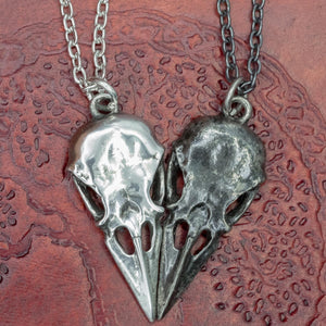 You added Huginn & Munnin Raven's Skull Pair to your cart.
