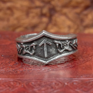 You added Tyr Asgard Rune Ring to your cart.