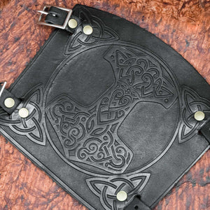 You added Thor's Hammer Leather Bracers/Arm Guards to your cart.