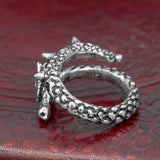 Jormungand Pewter Ring