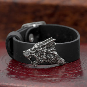 You added Fenrir Leather Cuff/Bracelet to your cart.