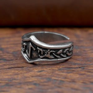 You added Eihwaz Asgard Rune Ring to your cart.