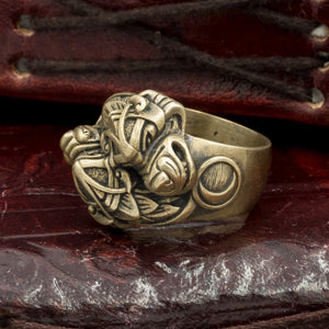 You added Bronze Skoll and Hati Wolves Ring to your cart.