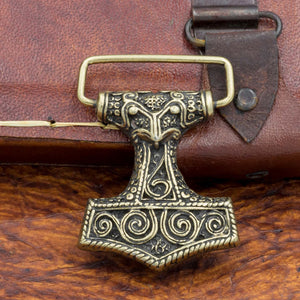 You added Mjolnir (Thor's Hammer) Belt Buckle to your cart.