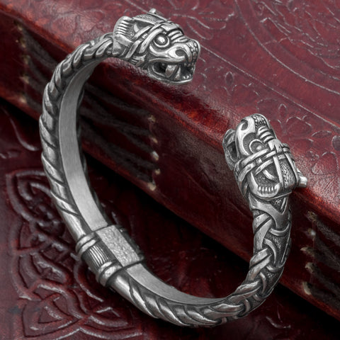 Oseberg Fenrir Arm Ring