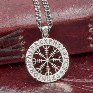 You added 925 Sterling Silver Helm of Awe with Runes to your cart.