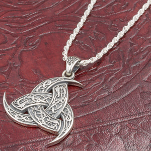 You added Sterling silver The Horns of Odin (Triskele) to your cart.