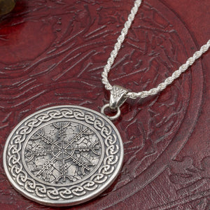 You added Sterling Silver Helm of Awe Amulet with Knotwork to your cart.