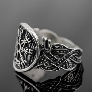 You added Sterling Silver Jelling Helm of Awe Ring to your cart.