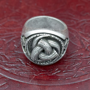 You added Horns of Odin (Triskelion) Silver Plated Bronze Ring to your cart.