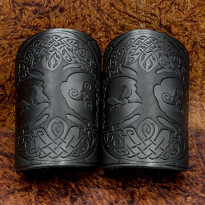 You added Black Yggdrasil Leather Bracer/Wide Leather Cuff to your cart.