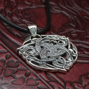 You added Sterling Silver Horns of Odin (Triskele) to your cart.