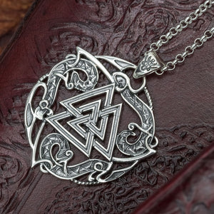 You added Sterling Silver Valknut to your cart.