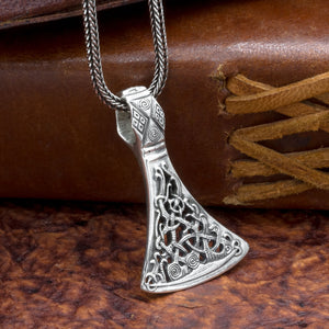 You added 925 Sterling Silver Mammen Axe to your cart.