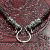Gotland Thick Leather Necklace