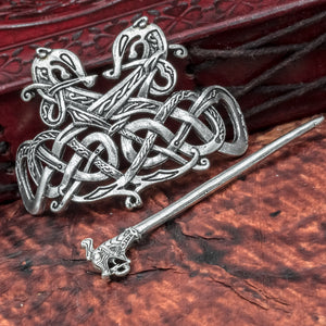You added Hedeby Jelling Dragons Hair Clip to your cart.