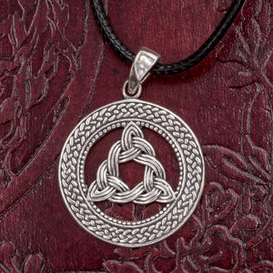 You added 925 Sterling Silver Trinity Knot (Triquetra) to your cart.