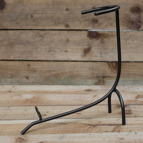 Hand Forged Iron Horn Stand (XL)