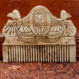 Odin and His Ravens Comb