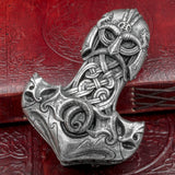 skullvikings norse viking thor jewelry box