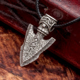Silver plated Gungnir (Odin's Spear)