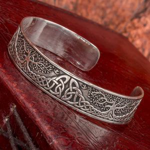 You added Sterling Silver Yggdrasill (Tree of Life) Bangle to your cart.