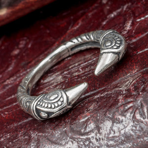 You added Sterling Silver Raven Head Ring to your cart.