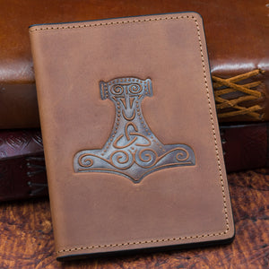 You added Thor's Hammer Passport Cover (Brown/Black) to your cart.