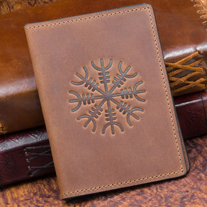 You added Ægishjálmr Passport Cover (Brown/Black) to your cart.