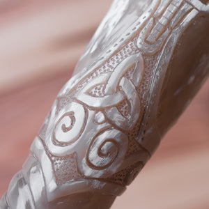 You added Thor's Hammer Carved Horn to your cart.