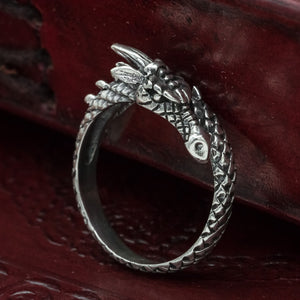 You added Sterling Silver Jormungand Ring to your cart.