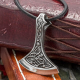 Pewter Urnes Bearded Axe