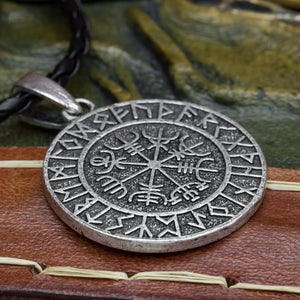 You added Vegvisir with Runes Amulet to your cart.
