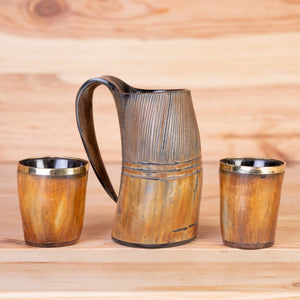 You added Set of 2 Cups & 1 Tankard to your cart.